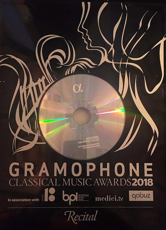 Gramophone Musica Awards 2018